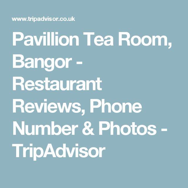 Pavillion Tea Room, Bangor - Restaurant Reviews, Phone Number & Photos - TripAdvisor