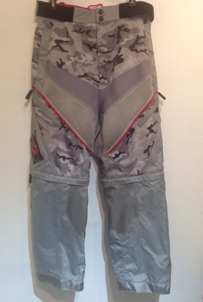 O'neal A-10 mx motocross ATV dirt bike pants 0135-534 Size 34 #ONeal