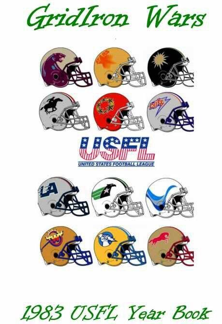43 best usfl united states football league wfl world football original usfl teams sciox Gallery