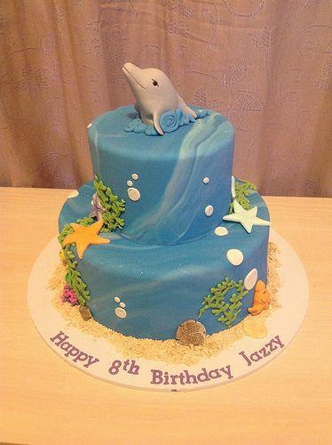 les 23 meilleures images du tableau dolphin cake sur pinterest