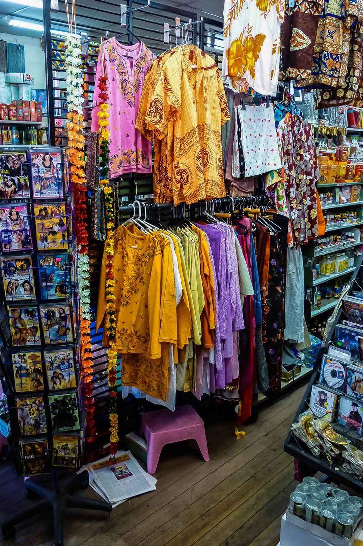 Fijian clothing at Fiji Market, Sydney | heneedsfood.com
