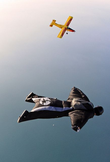 wingsuit flying     Dubai Wingsuit Flying Trip by pictcorrect, via Flickr
