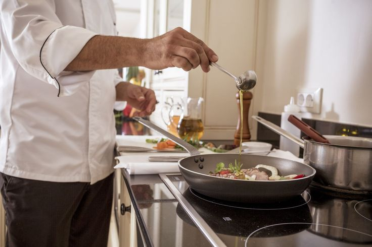 Experience the authentic Cretan #gastronomy. #EGV #EloundaGulfVillas