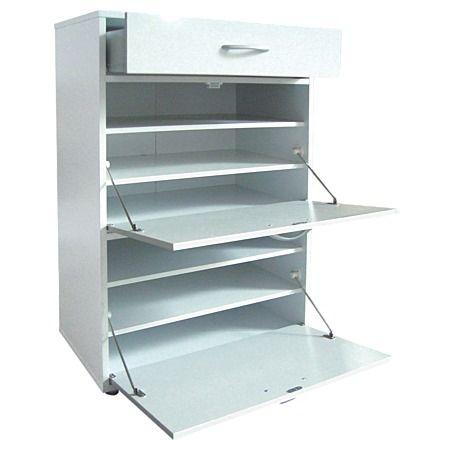 Hampton Shoe Cabinet 3 Tier - Storage Furniture - Furniture - The Warehouse