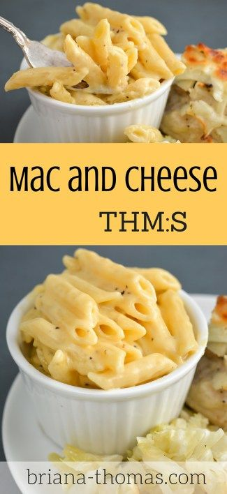 Mac and Cheese // THM:S