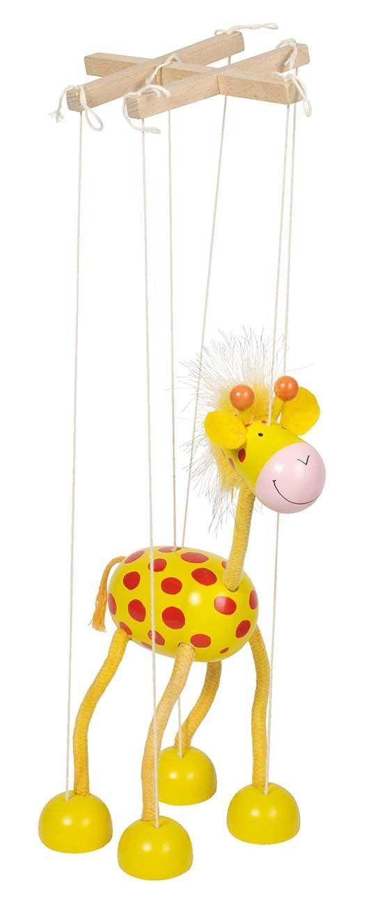 Giraffe Marionette / String Puppet