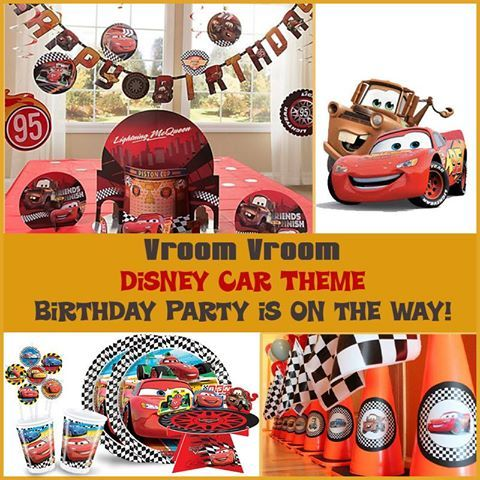 For your ultimate champion at home, get some Disney Cars party ideas here: http://www.mybirthdaysupplies.in/blog/vroom-vroom-a-disney-car-theme-birthday-party-is-on-the-way/  #DisneyCars #DisneyCarsParty #BoyThemeParty #MyBirthdaySupplies