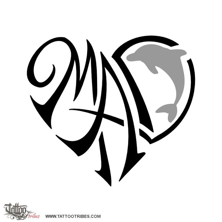 Write Your Name In Heart Shape
