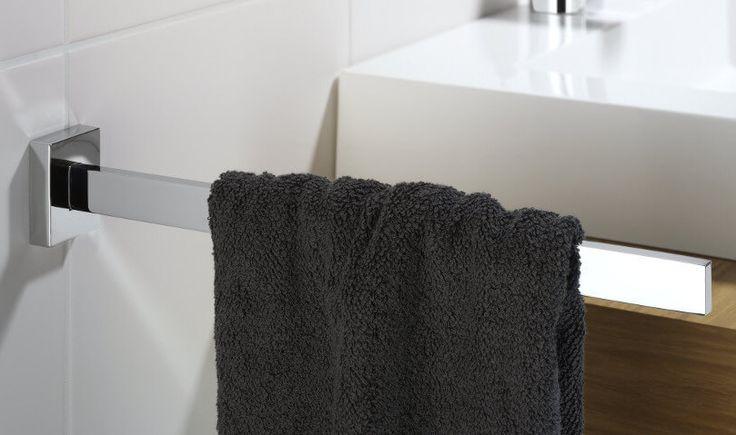 19 besten handtuchstangen bilder auf pinterest badezimmer bohren und handtuchhalter bad. Black Bedroom Furniture Sets. Home Design Ideas