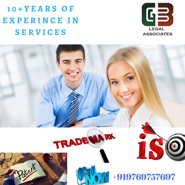 10+ Experience in Trademark Registration Services in New Mumbai GB Legal Associates Offering Services since 10 Years in #Trademark Registration #Copyright Registration #Patents Registration #ISO Registration. We Are Always Happy to get Register Your Company #ideas #Design #Trademark etc.    10+ Experience in Trademark Registration Services in New Mumbai GB Legal Associates Offering Services since 10 Years in #Trademark Registration #Copyright Registration #Patents Registration #ISO…