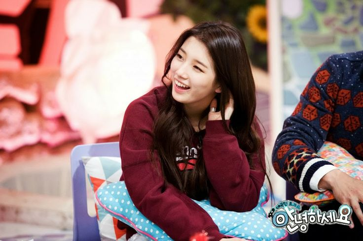Miss A's Suzy at KBS Hello Counselor's 3rd anniversary episode! #kpop