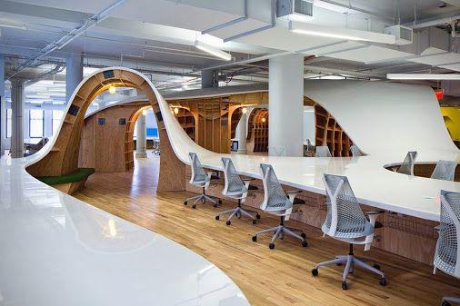 TARAI TURVI - Google+ - Clive Wilkinson Architect firm has created their…