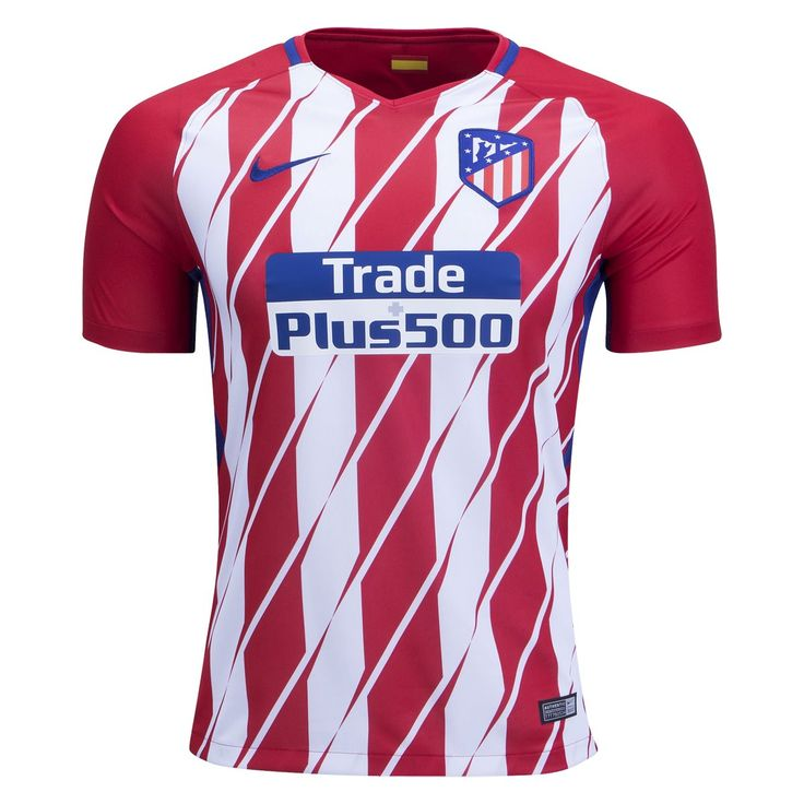 Nike Atletico Madrid Home Jersey