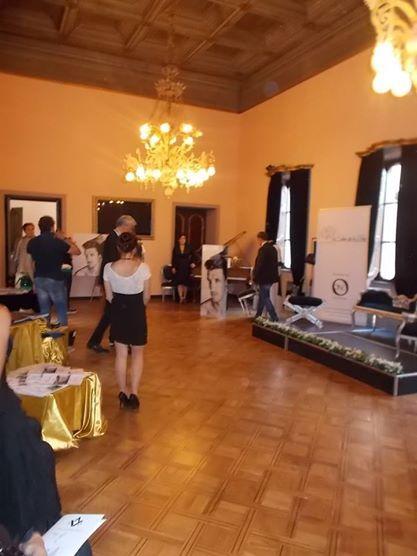 Sala del Trono - Le Salon del la Mode