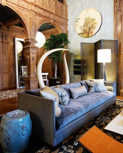 Asian Inspired Home Decor