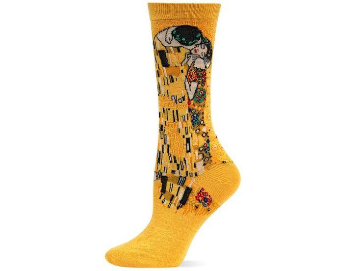 HOT SOX ponožky Polibek DÁMSKÉ. velikost: 37-42