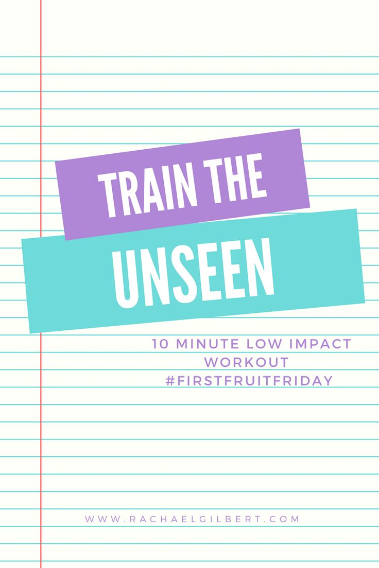 """Hi friends! As I prepared a video for this week's #firstfruitfriday I felt God tell me to """"train the unseen muscles"""". Bear with me as I geek out on you with a little exercise science. Have you ever noticed that most of us train the front of our body the majority of the time? The …"""
