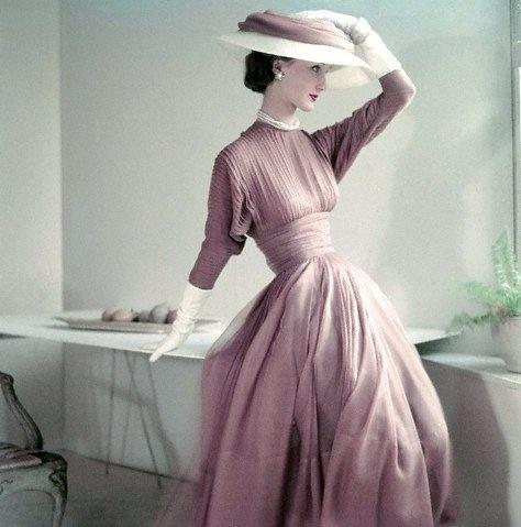 soft: Wedding Dressses, 1950S, Pastel Colour, Vintage Fashion, Dresses, Fashion Photography, Evelyn Tripp, Vintage Clothing, Vintage Style