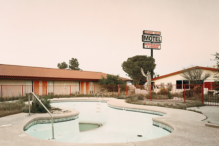 1   Unexpectedly Sublime Photos Of Empty Motel Pools   Co.Design: business + innovation + design
