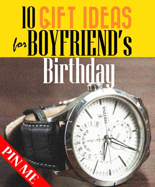 Birthday gifts for him | Birthday gifts for boyfriend. Read inside.