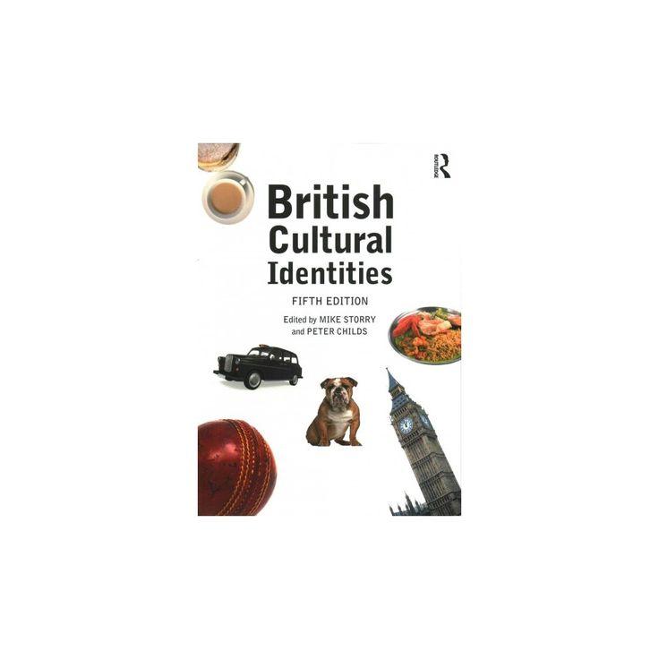 British Cultural Identities (Paperback)