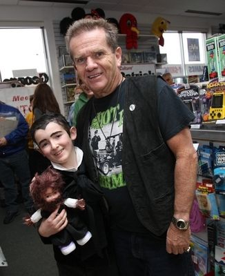 "Johnny Bewley, 8, of Amherst, dressed up as Eddie Munster. He became a fan from watching ""The Munsters"" episodes on Boomerang. Patrick thoug..."