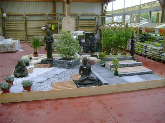 deco jardin zen - Recherche Google