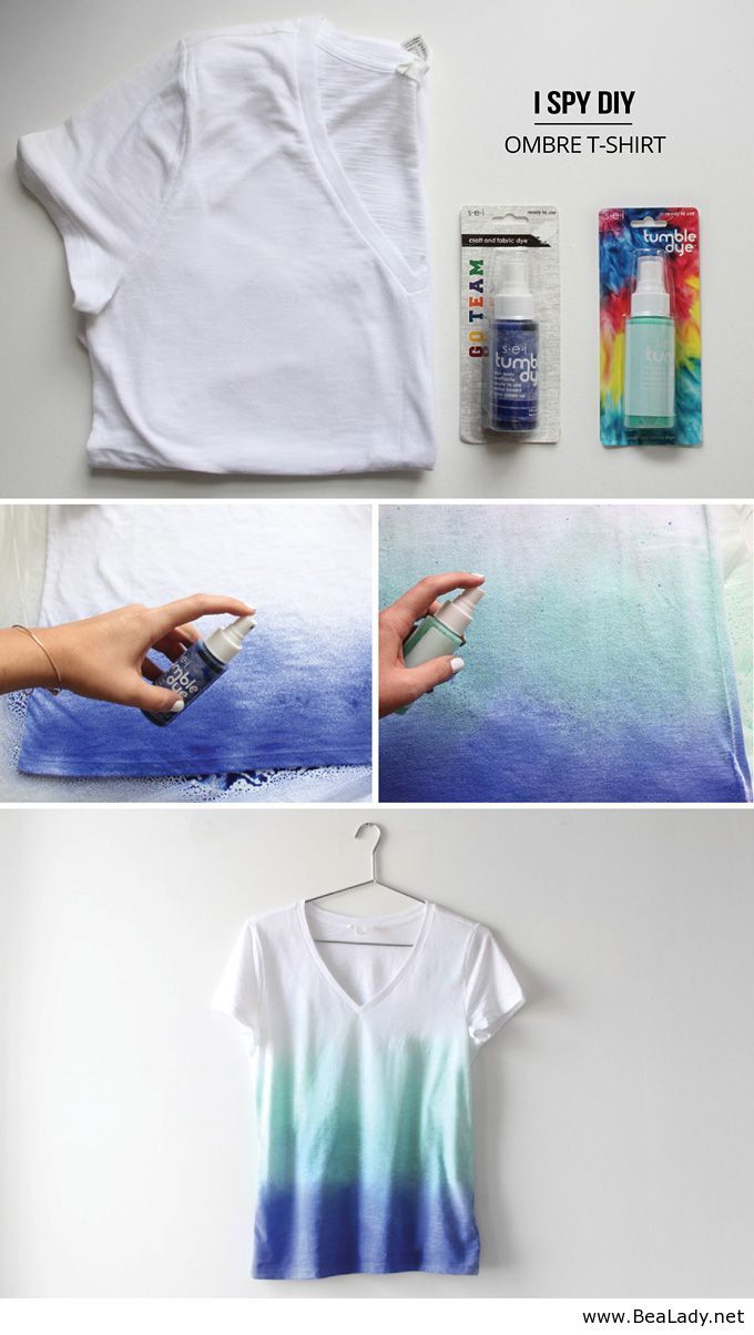 New ombre t-shirt