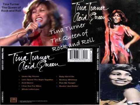 Tina Turner Acid Queen (full album)