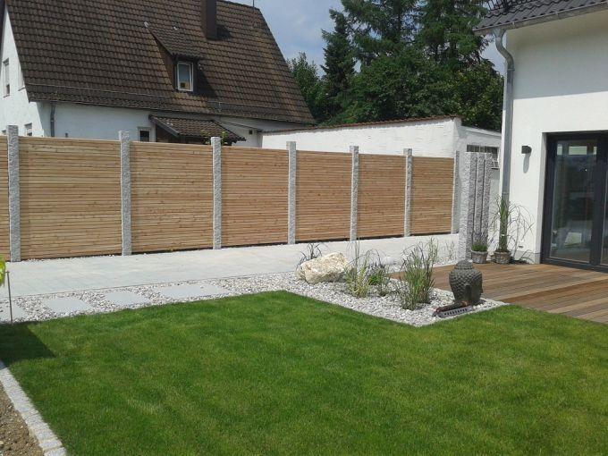 Gartenanlagen Ideen Sichtschutz Sichtschutz garten