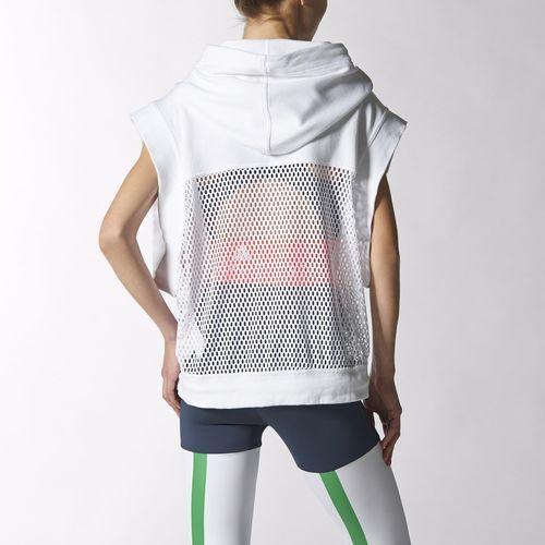 adidas - Buzo con Capucha adidas StellaSport Malla Mujer