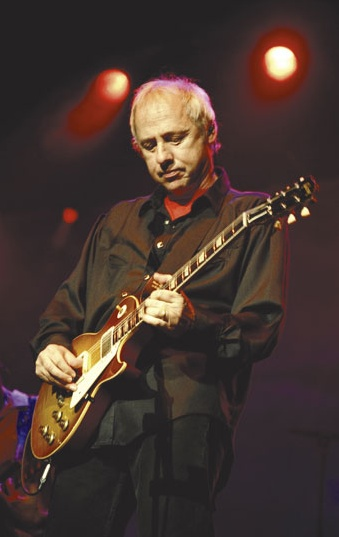 Mark Knopfler from the Dire Straits. Medicine for my heart.