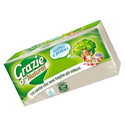 Χαρτοπετσέτες οικολογικές Grazie - Βιολογικά προϊόντα | Αρισμαρί και Μέλι | Ηλεκτρονικό κατάστημα