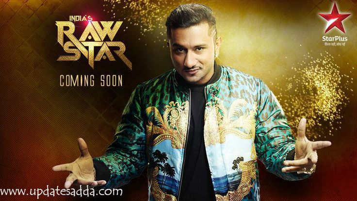 India's Raw Star – Yo Yo Honey Singh promo HD Video