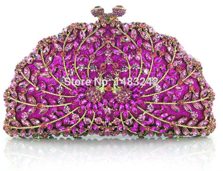 Z1127-8 2015 Mini Frauen Abendtaschen Designer frauen Clutch bag Kette Strass Hochzeit Braut tasche damen frauen brieftasche //Price: $US $106.40 & FREE Shipping //     #abendkleider