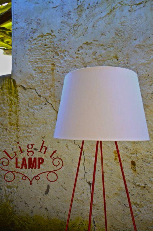 lamp steel