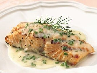 Grilled Salmon with Honey-Soy Marinade recipe from Betty Crocker
