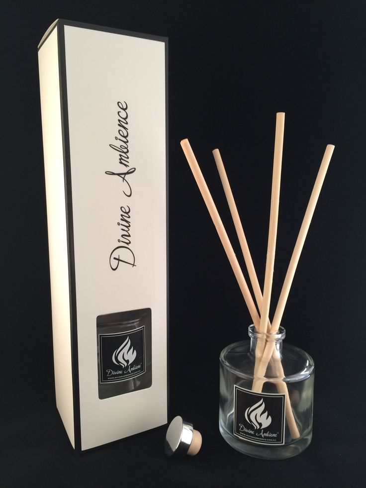 Fragrance Diffuser with rattan reeds