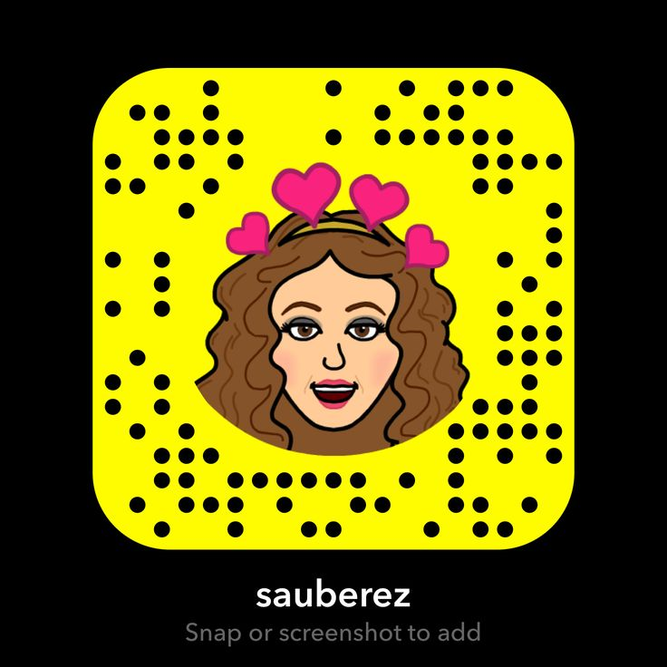 If you have Snapchat... Add me!