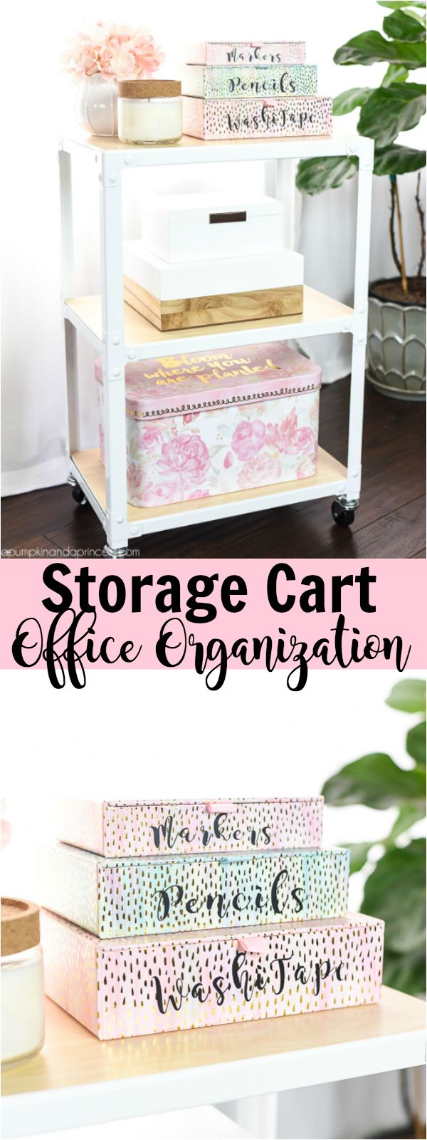1303 best organize it images on pinterest for Michaels craft storage cart