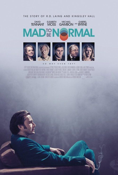 Mad to Be Normal (2017) Full Movie Streaming HD