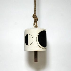 Image Of Thrown Bell With Moon Phases