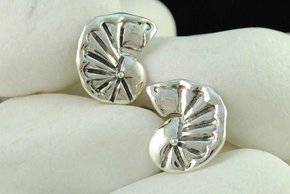 Ammonite #ClipOn Earrings
