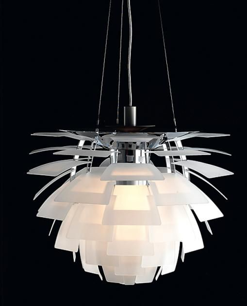 """Auch Klassiker bekommen mal eine Verjüngungskur. So geschehen bei """"PH Zapfen"""" vom Leuchtenhersteller Louis Poulsen. Zum 50. Geburtstag wurde die Leuchte 2008..."""