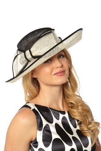 Roman Originals - Bow Contrast Hat