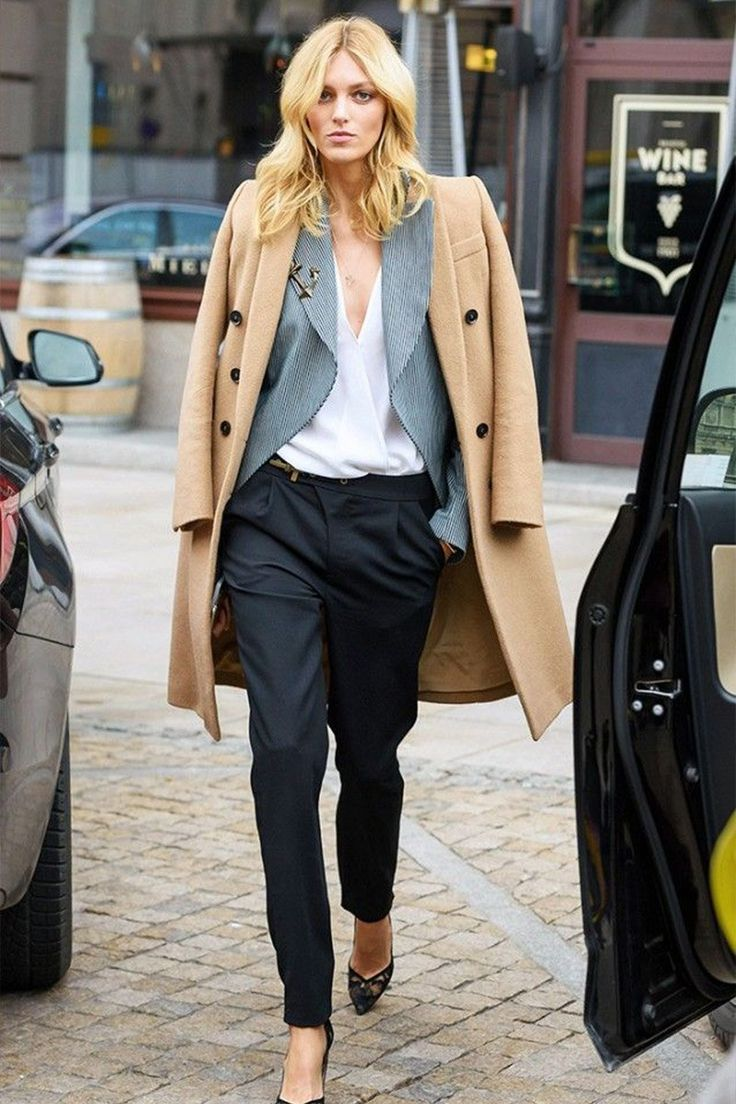 I have selected for you 7 camel coat outfit ideas. Camel is the color for this season and I absolutely love it, because it works for just about any occasion