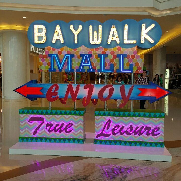 Baywalk enjoy
