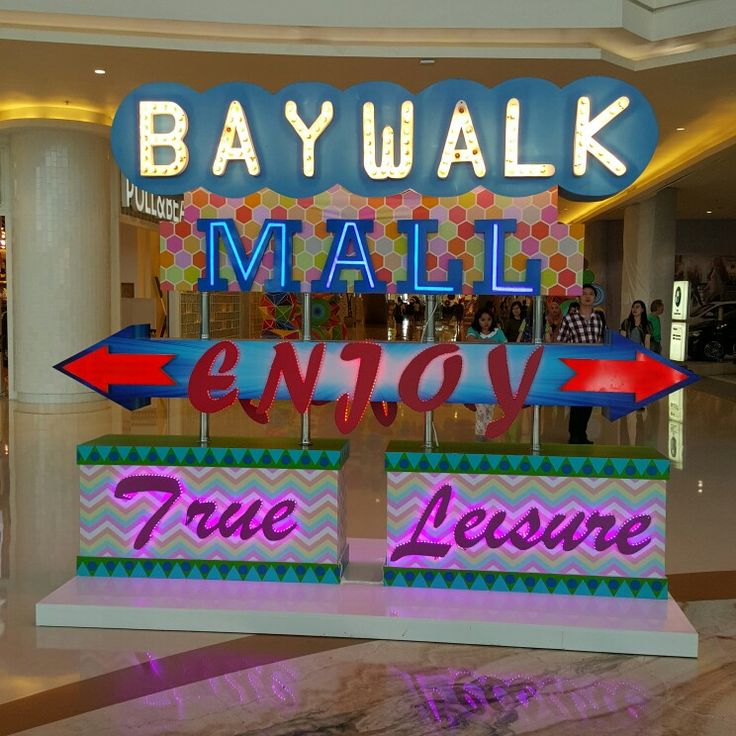 Baywalk enjoy