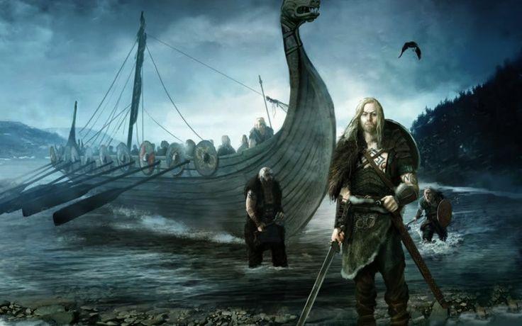 """¿Quién no ha oído hablar de los vikingos, es pueblo de intrépidos marinos y valientes guerreros, que asolaron las costas europeas durante la Edad Media? ¿No es cierto que al oír la palabra """"v…"""