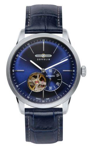 Zeppelin-7364-3-Watch-Mens-Watch-Aviator-Watch-New